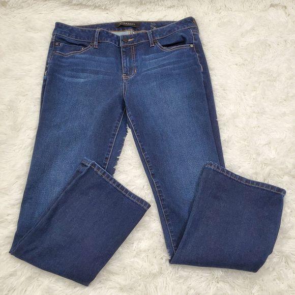 Liverpool Jeans Denim - Liverpool Jeans Petite The Straight Cut Jeans